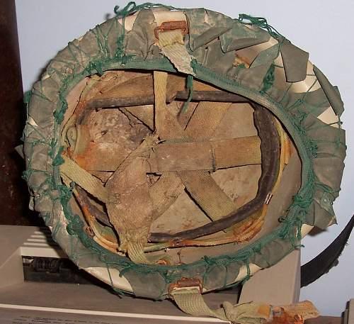 Click image for larger version.  Name:Irak Helmet 2.jpg Views:591 Size:179.5 KB ID:66488