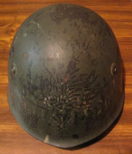 Italian Helmet?