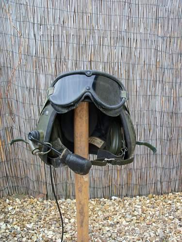 British A.F.V Crewman Helmet