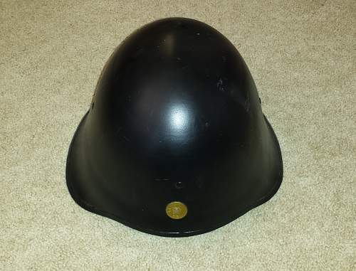 Help Identifying this Helmet