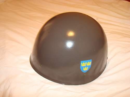 Swedish Helmets