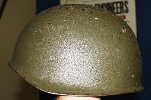 Steel Helmet for Review