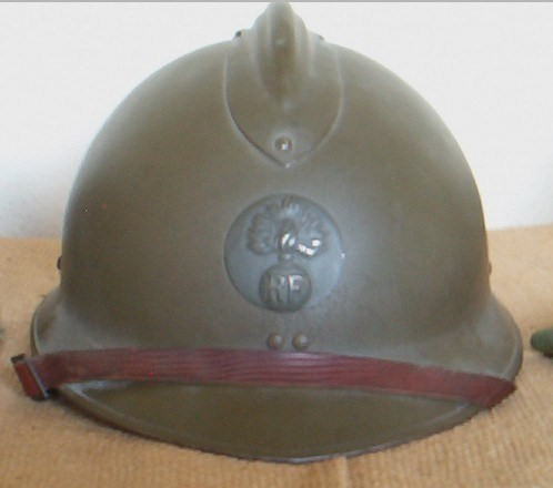 I wonder why they dont make replacement French M26 helmet liners? only WWI style?