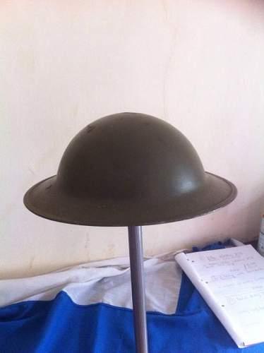 SA MK II helmet?