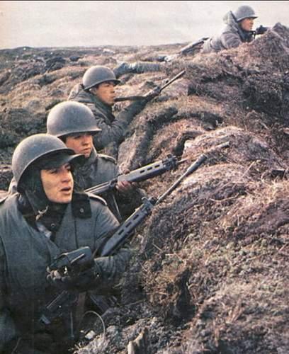 Belgium M-51