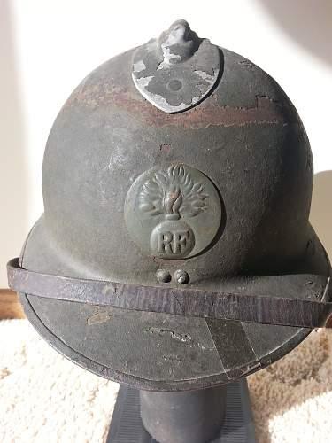 m26 adrian helmet.