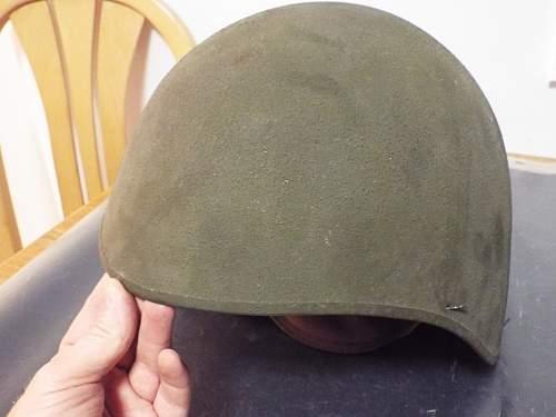 Large tankies helmet?