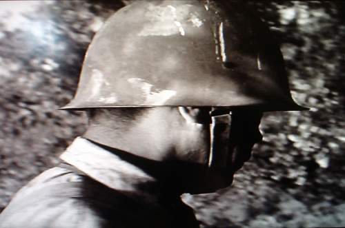 can anyone id this helmet, looks Japanese