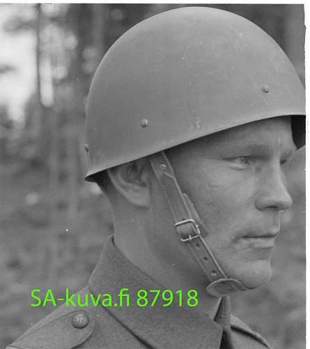 Finnish model 40