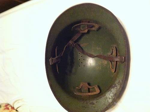 French m26 or Italian m17 Adrian helmet?