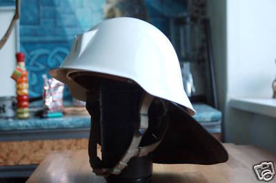 Strange East German Civil defence Helmet