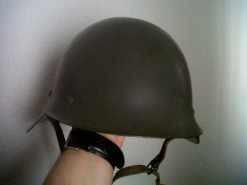 Spanish helmet m24