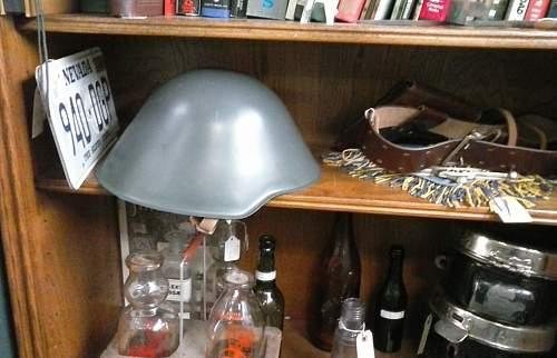 A visit to Malvern Militaria