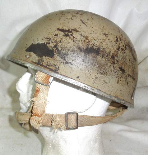 Click image for larger version.  Name:Israel Helmet Steel DR converted to HSATs MkII left - Copy.jpg Views:303 Size:214.1 KB ID:820997
