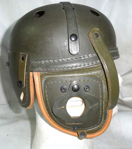 Click image for larger version.  Name:US Helmet Tank Wilson right.jpg Views:143 Size:214.5 KB ID:821506