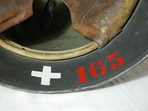 Switzerland M18 Helmet