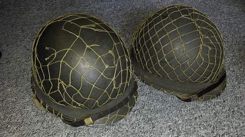 Early Austrian M58 liners