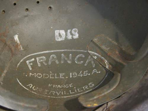 The French mle45 Jeanne d'Arc