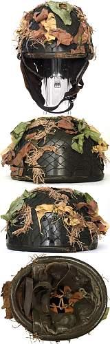 polish paratrooper helmet