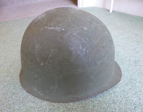 "Spanish M65 OTAN F1 ""Calmero"" Helmet"