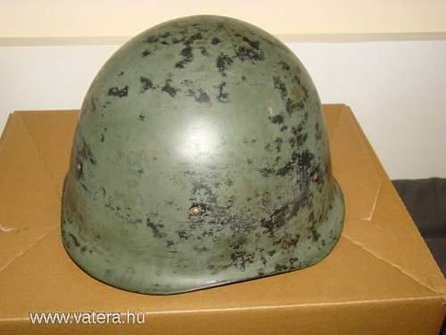hungarian model 50 helmet