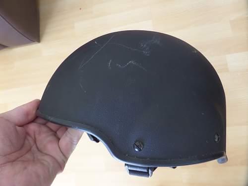 SAS issue helmet Mk7