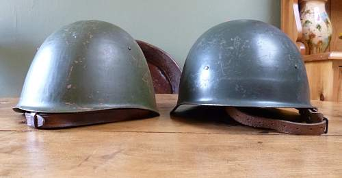 Hungarian M50 - Some Comparative Pics