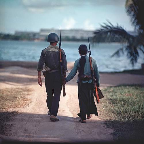 Click image for larger version.  Name:A couple of warriors holding hands, Vietnam, 1971.jpg Views:80 Size:138.6 KB ID:854825