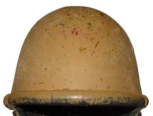 Polish WZ-63 Airborne helmet
