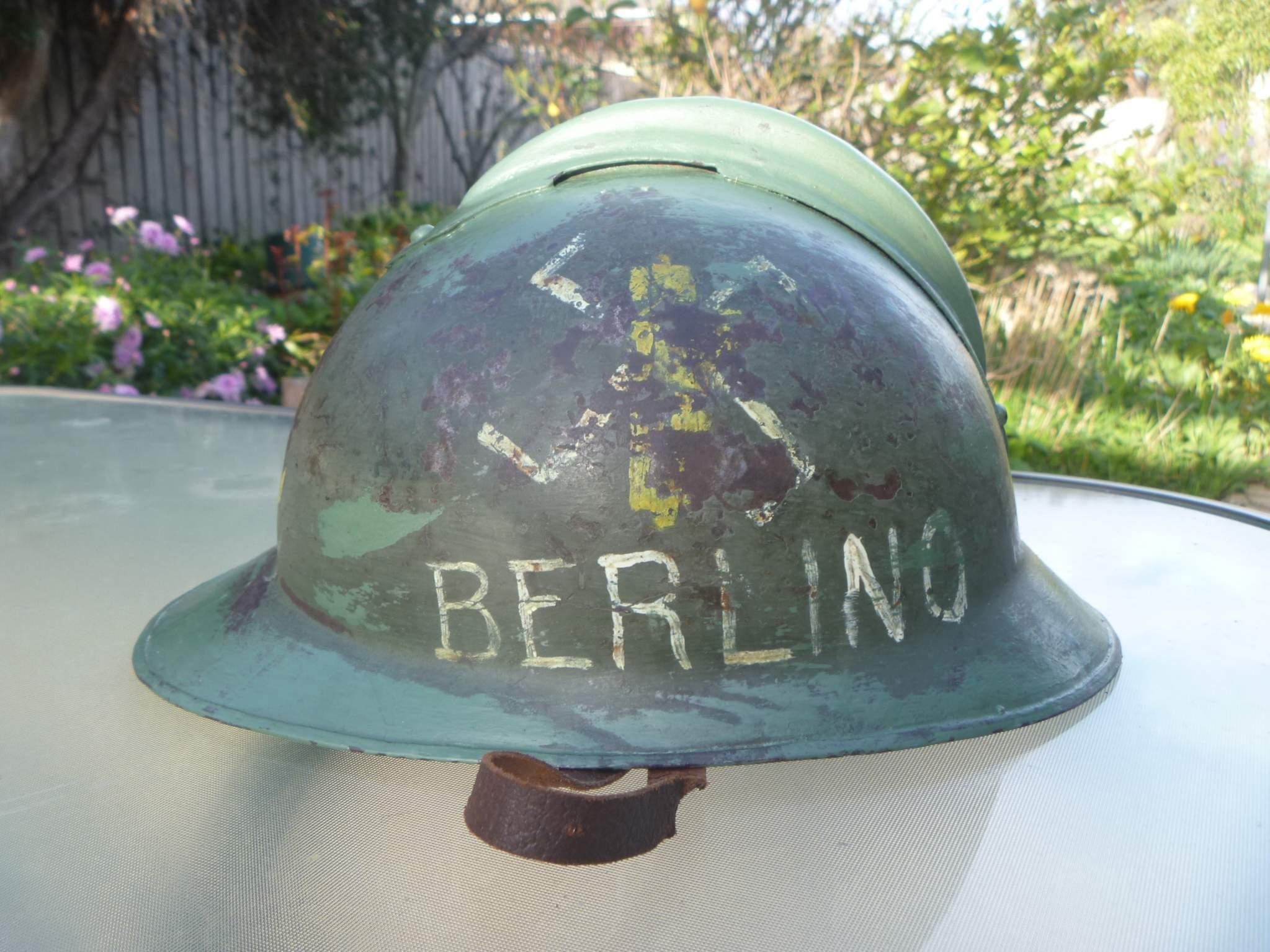 M16 Italian Helmet