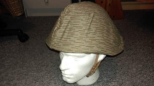 NVA M56 helmet