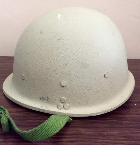 Iraqi M80 variant helmet