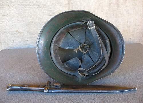 Bulgarian Helmet M36
