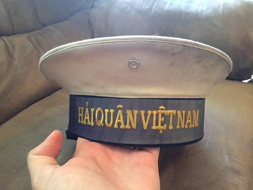 North Vietnamese items
