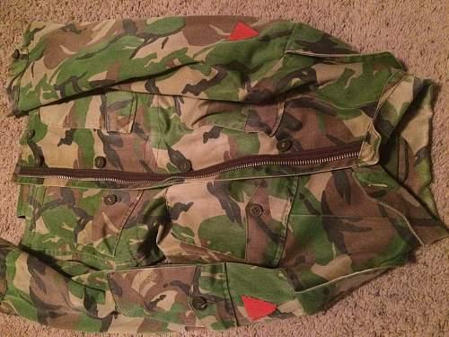 Iraqi Rebuplican Guard Uniform