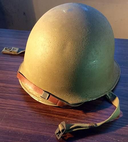 M51 French OTAN helmets