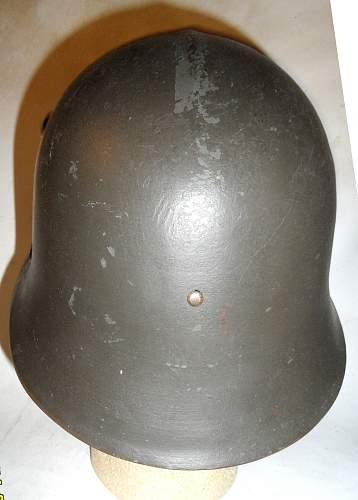 Click image for larger version.  Name:Sweden Experimental helmet typ B rear.jpg Views:48 Size:221.2 KB ID:931769