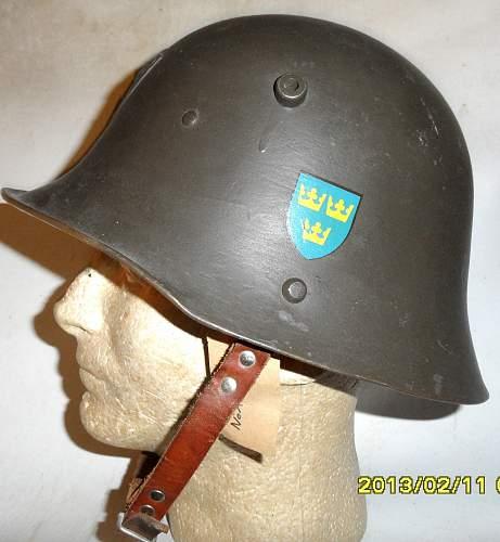 Click image for larger version.  Name:Sweden Experimental helmet typ B left.jpg Views:21 Size:219.7 KB ID:931770