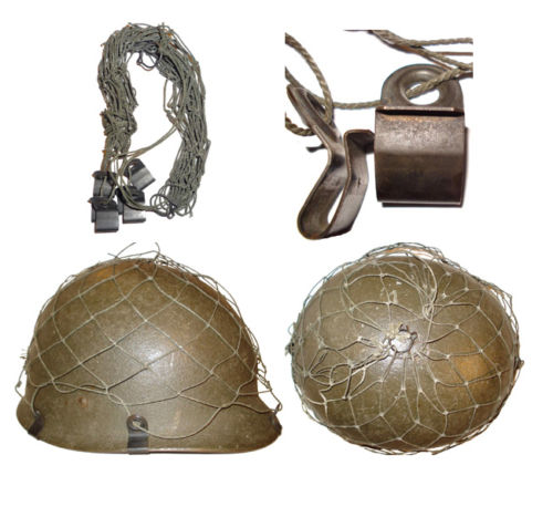german helmet nets ,west and east