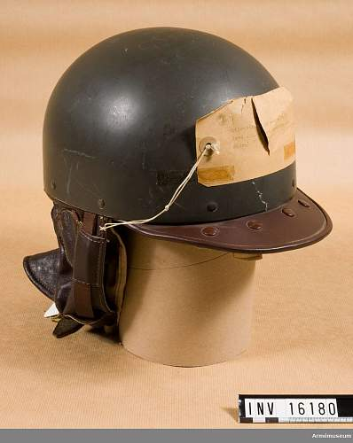 Swedish Army Despatch Raider helmet