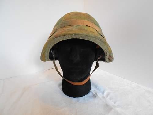 Swiss M1918 helmet