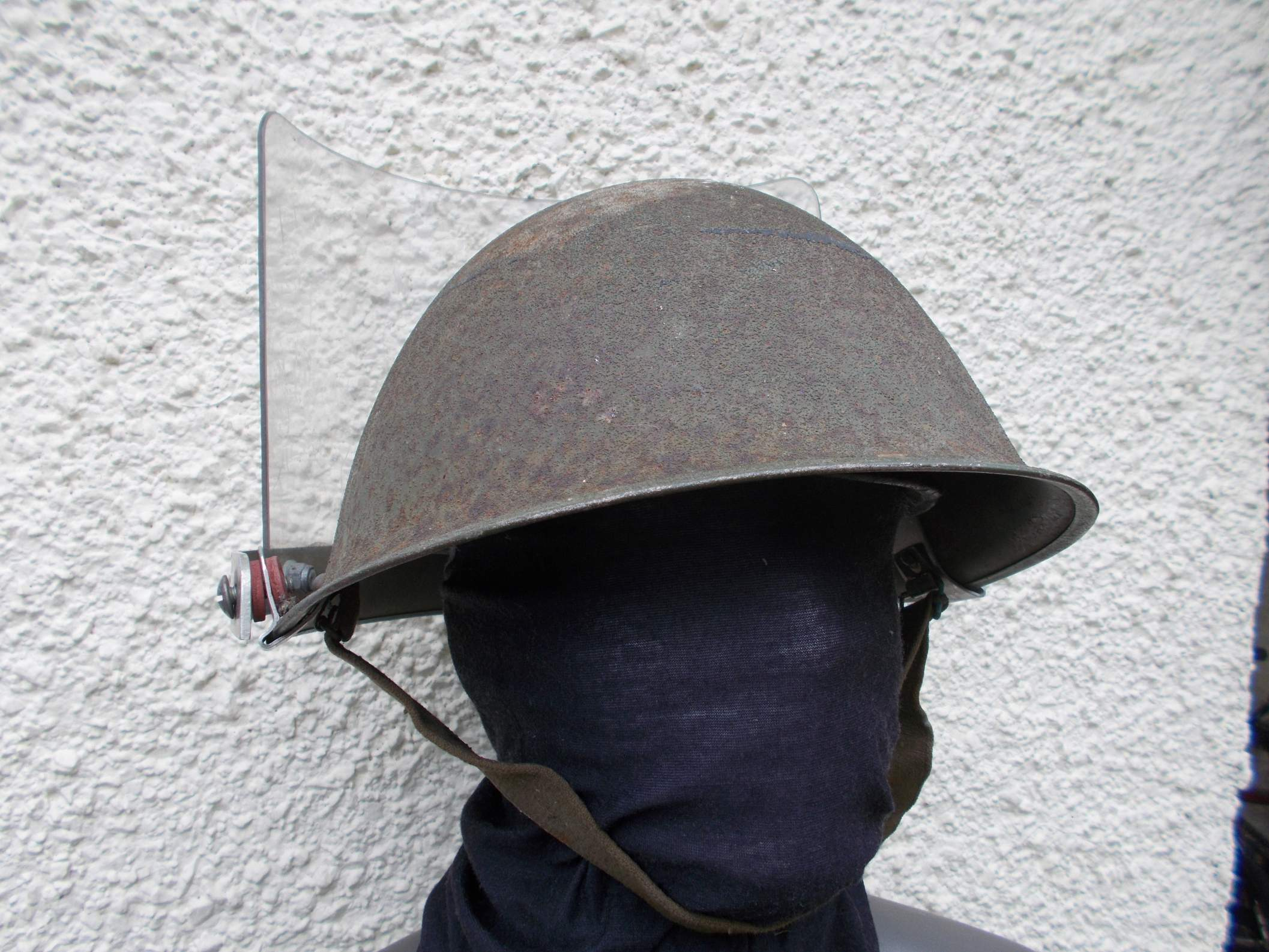 Mk Iv Turtle Riot Helmet