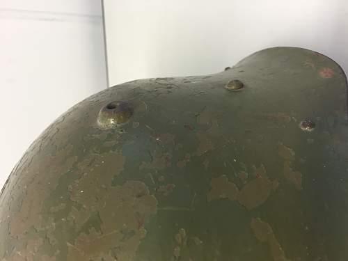 Bulgarian Helmet WW2?