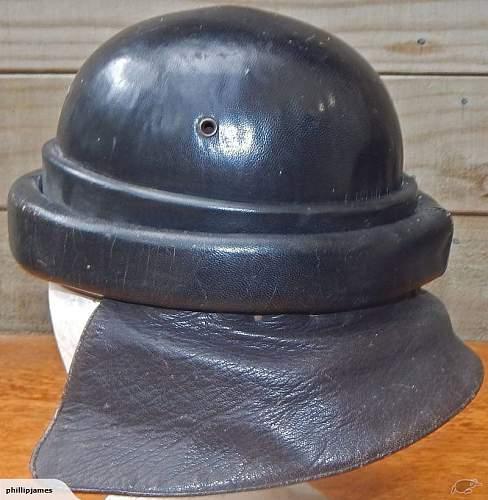 Spanish Civil War Tanker's helm, worth it?