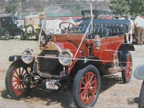 KRIT Motor Car Co. Pin find