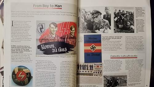 Iron Cross magazine is worth picking up!