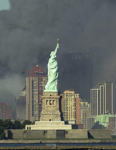 Remembering 9/11 on this side of the pond.