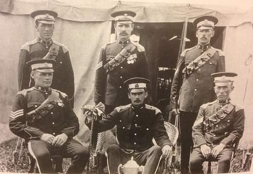 Glamorgan Territorial Yeomanry