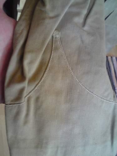 Jacket Identification