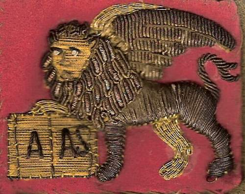 Click image for larger version.  Name:AAS Italy Patch.jpg Views:149 Size:93.0 KB ID:105966
